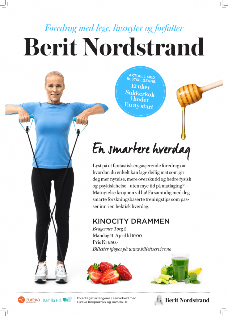 Berit Nordstrands foredrag