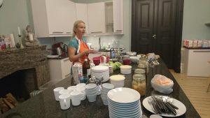 teori og praksis på kjøkkenbenken