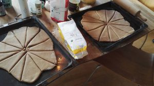 Emmer scones, nydelig!