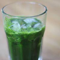 Grønn drikk Ernæring